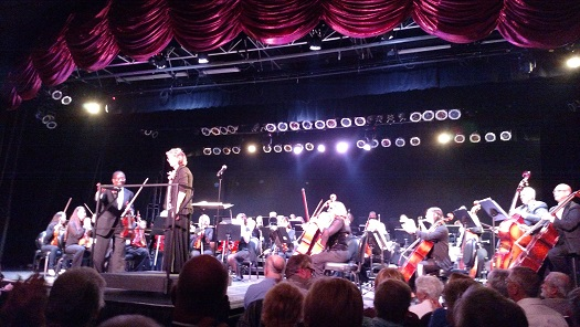 Sold Out Symphony Show Wows Audience