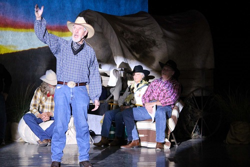 Cowboy Poetry Plays to Sold-Out Audiences