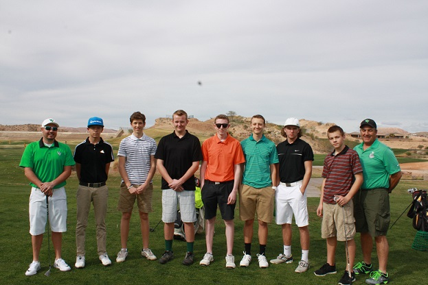 Bulldog Golf Coach Expects Great Season for 2016