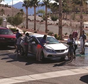 Rotary Car Wash