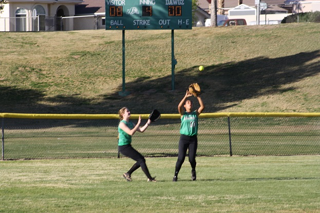 Spartans overwhelm Lady Bulldogs 13-4 in season opener