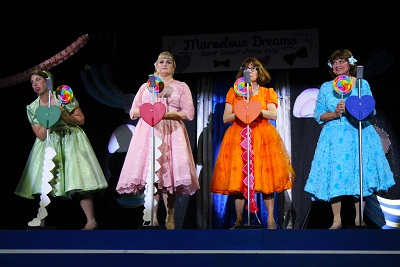 Theatre Group to hold Musical Auditions- The Marvelous Wonderettes-Dream On