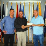 Veterans Center Receives 'Paranto' Donation