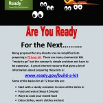 Mesquite Fire and Rescue want to know…Are you Ready?