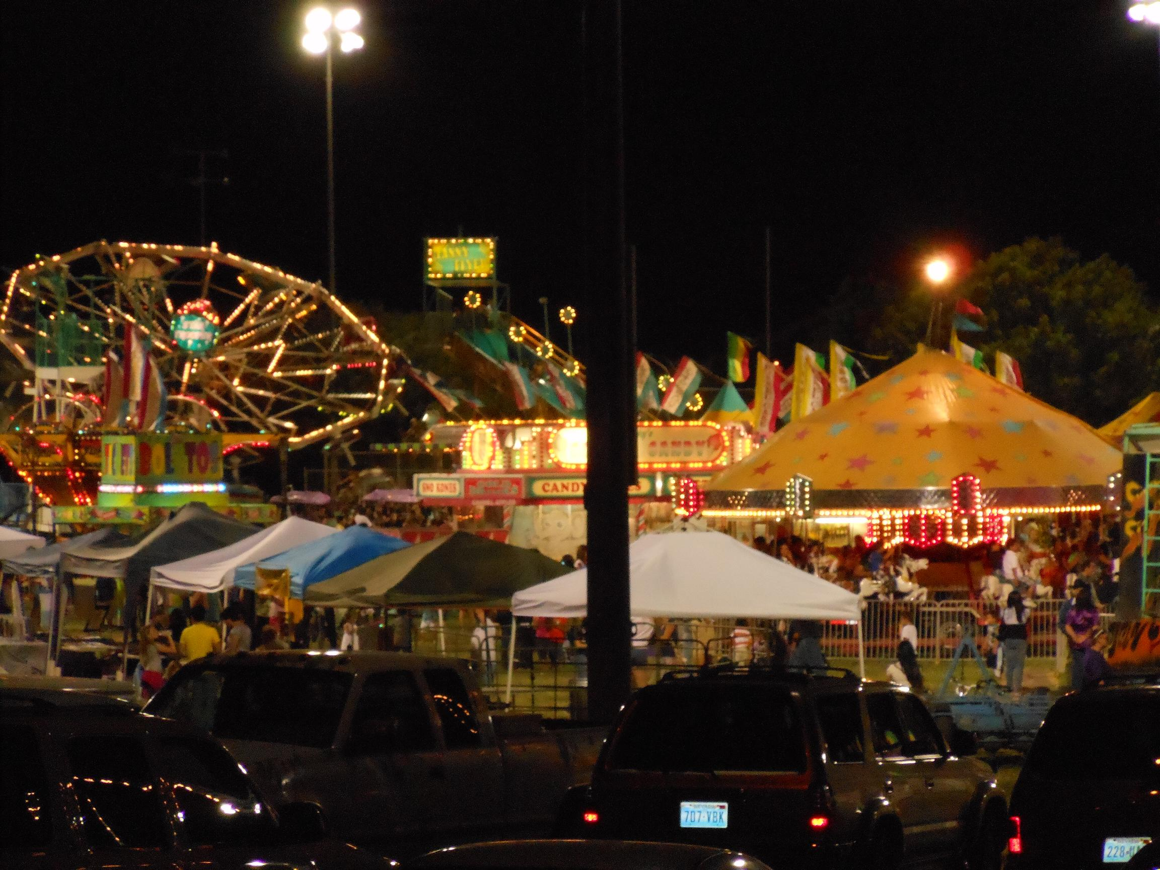 Davis Amusement Cascadia brings back fun to Mesquite Days