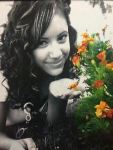 Roxana Salazar. Photo courtesy of Jessica and Eli Salazar.