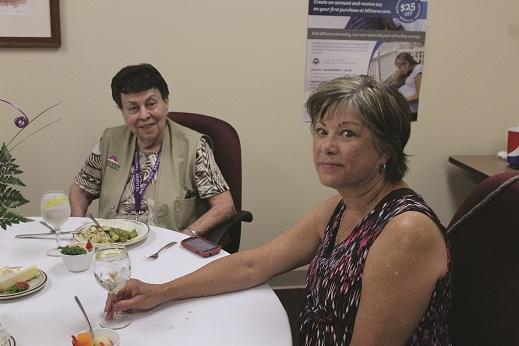 Volunteers honored by Mesa View Regional Hospital