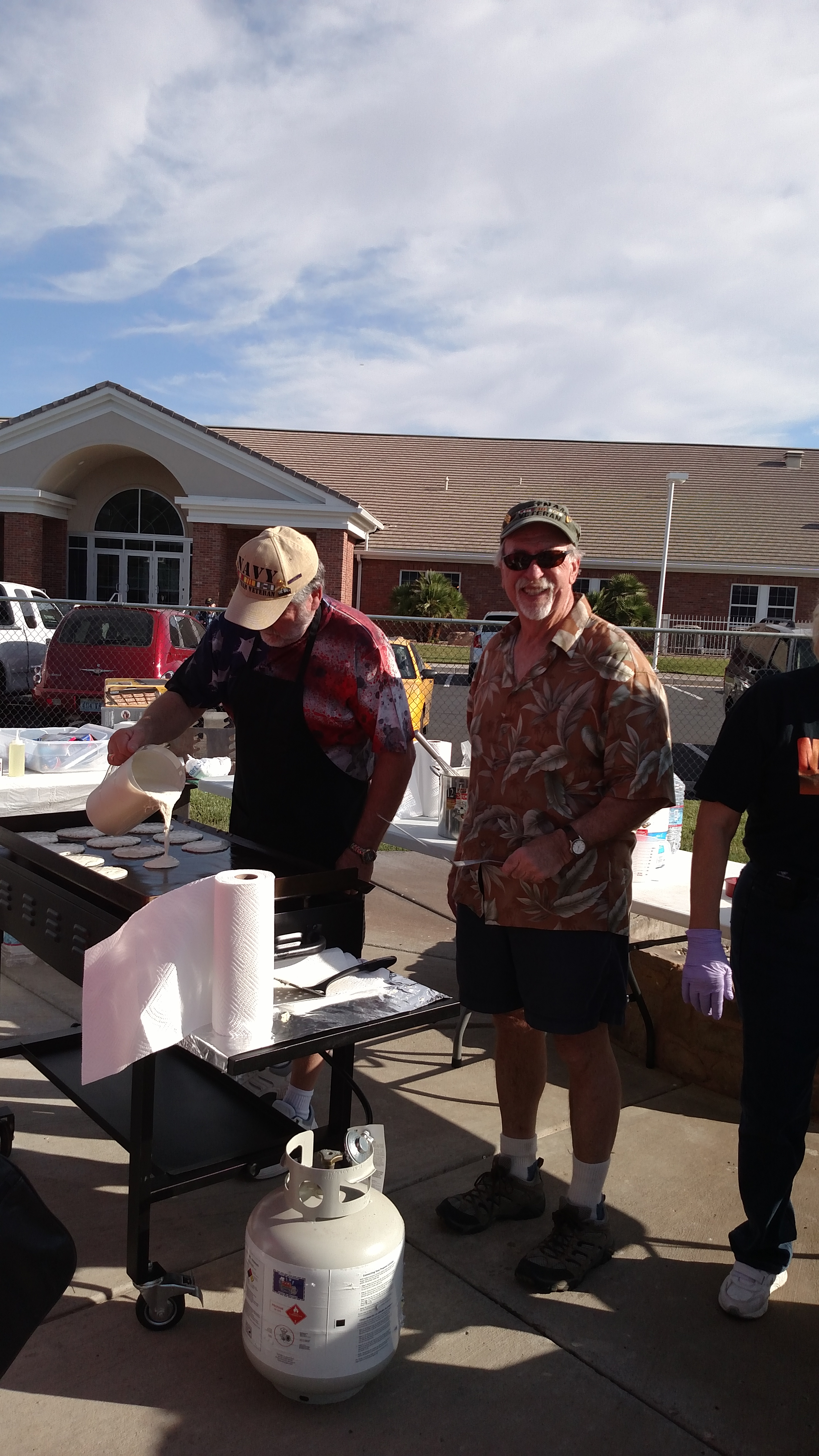 MAYORS PANCAKE BREAKFAST