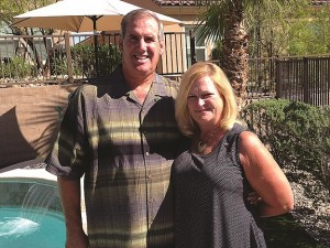 Jeff and Janette Powell