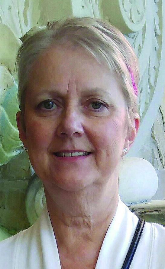 Relay for LIfe-Susan Mongalier, Cancer Survivor.