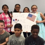 """Give Me Liberty"" teaches Americanism to Fifth graders"