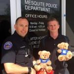 Shelter Insurance supplies Teddy Bears for kids