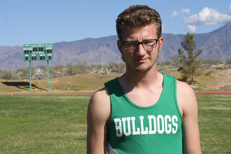 Three Virgin Valley High School student-athletes receive NIAA honors