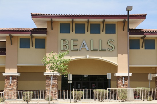 Bealls changing names, updating store