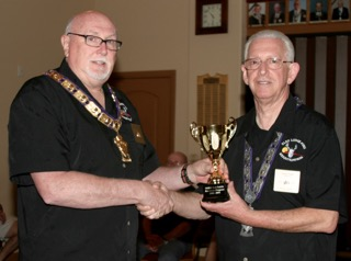 Elks win Best Public Relations second year