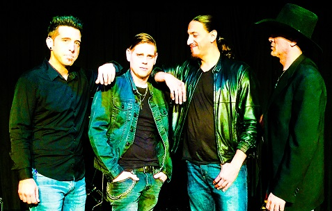 """RYE BROTHERS BRING """"L.A. COUNTRY"""" TO MESQUITE, NV"""