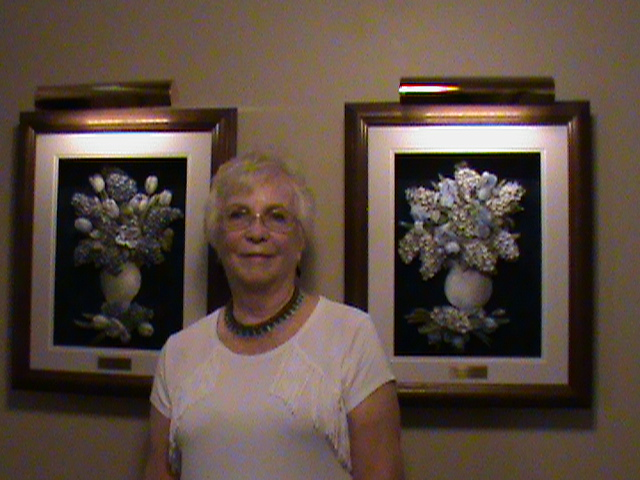 Battaglia named July Artist at Gallery