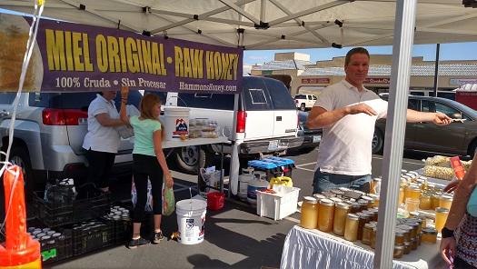 Mesquite's First Farmers Market a Success