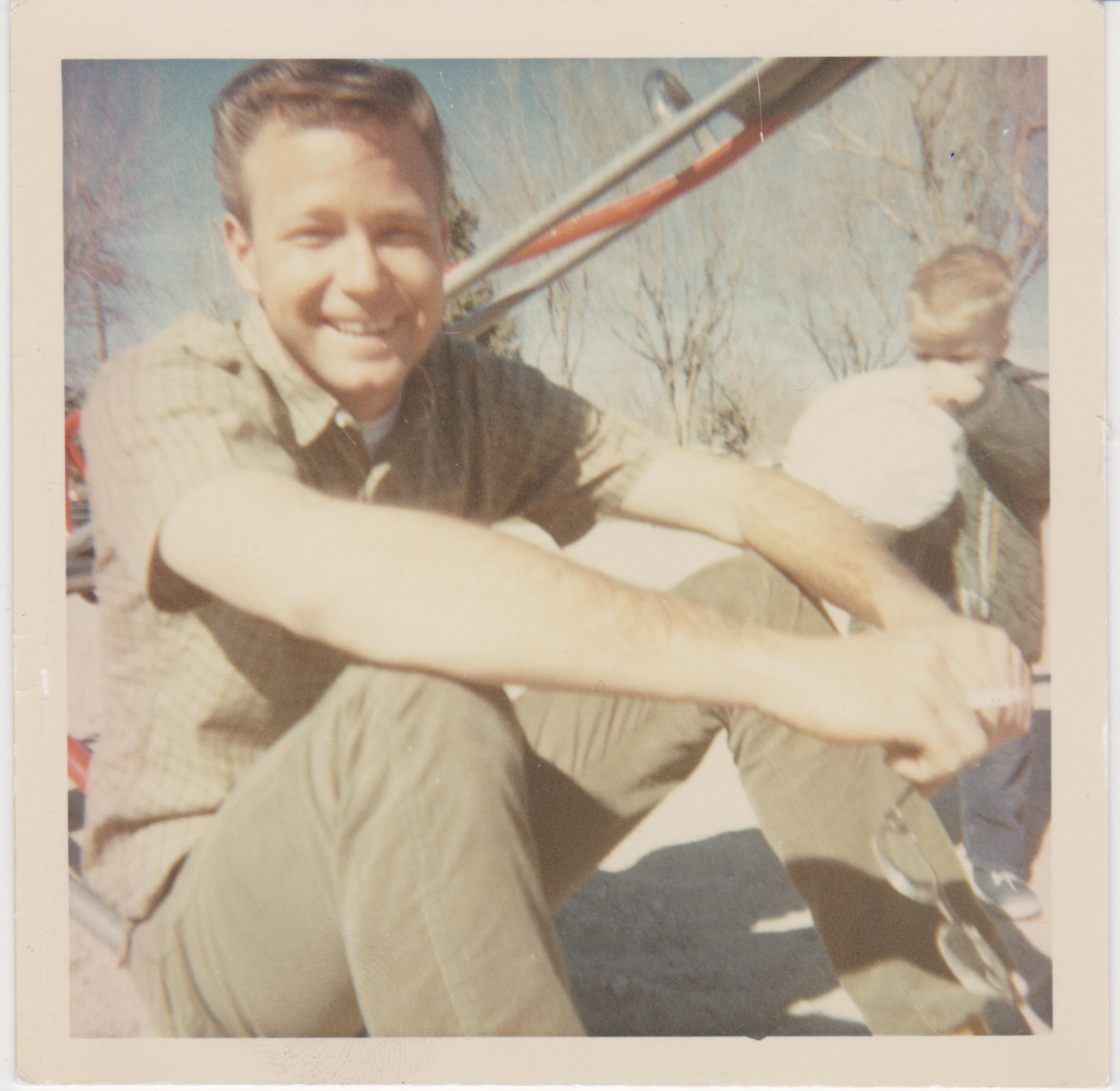 "Obituary-James ""Gaddy"" McCall"