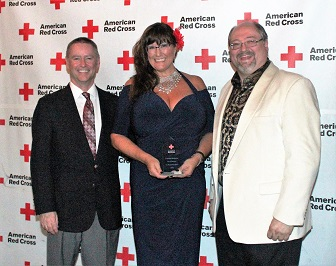 Kim Woolsey Awarded for Dedication and Commitment