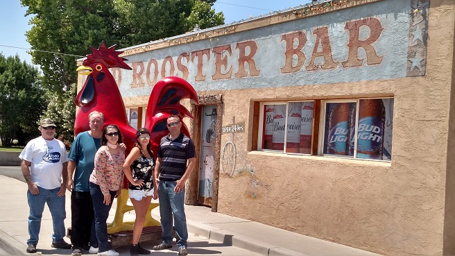 Red Rooster renovation restores valley landmark
