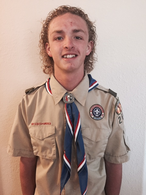 Brothers receive Eagle Scout awards