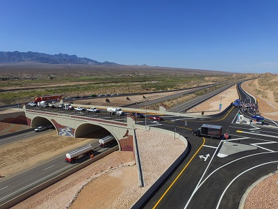 Exit 118 opens new roads to Mesquite