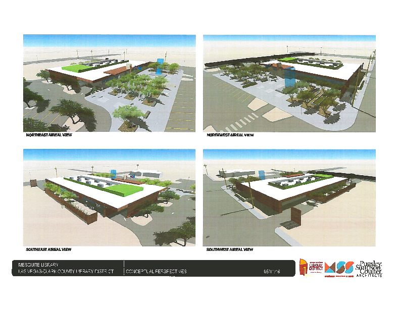 Library Plans