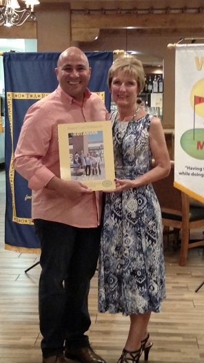 Mesquite Rotary ends year on high note