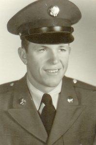 George Schmutz Service Picture