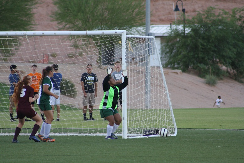 Lady Bulldog's finish 0-2-1 in 'Mesquite Cup'