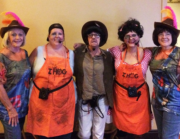 Mesquite Reads wins big at MLN mystery dinner theatre