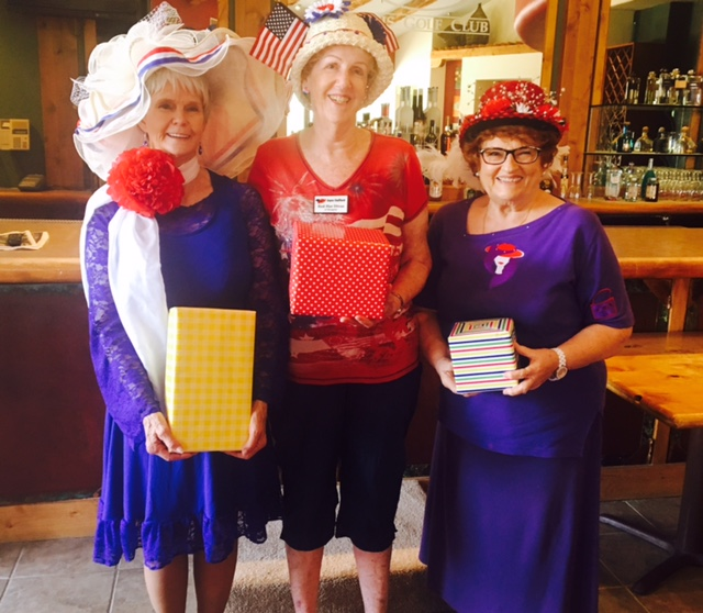 Winners of Patriotic Red Hat Contest announced