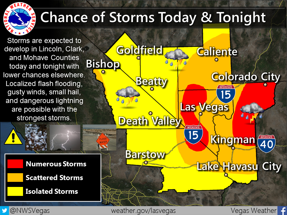 Storm Outlook for the Weekend