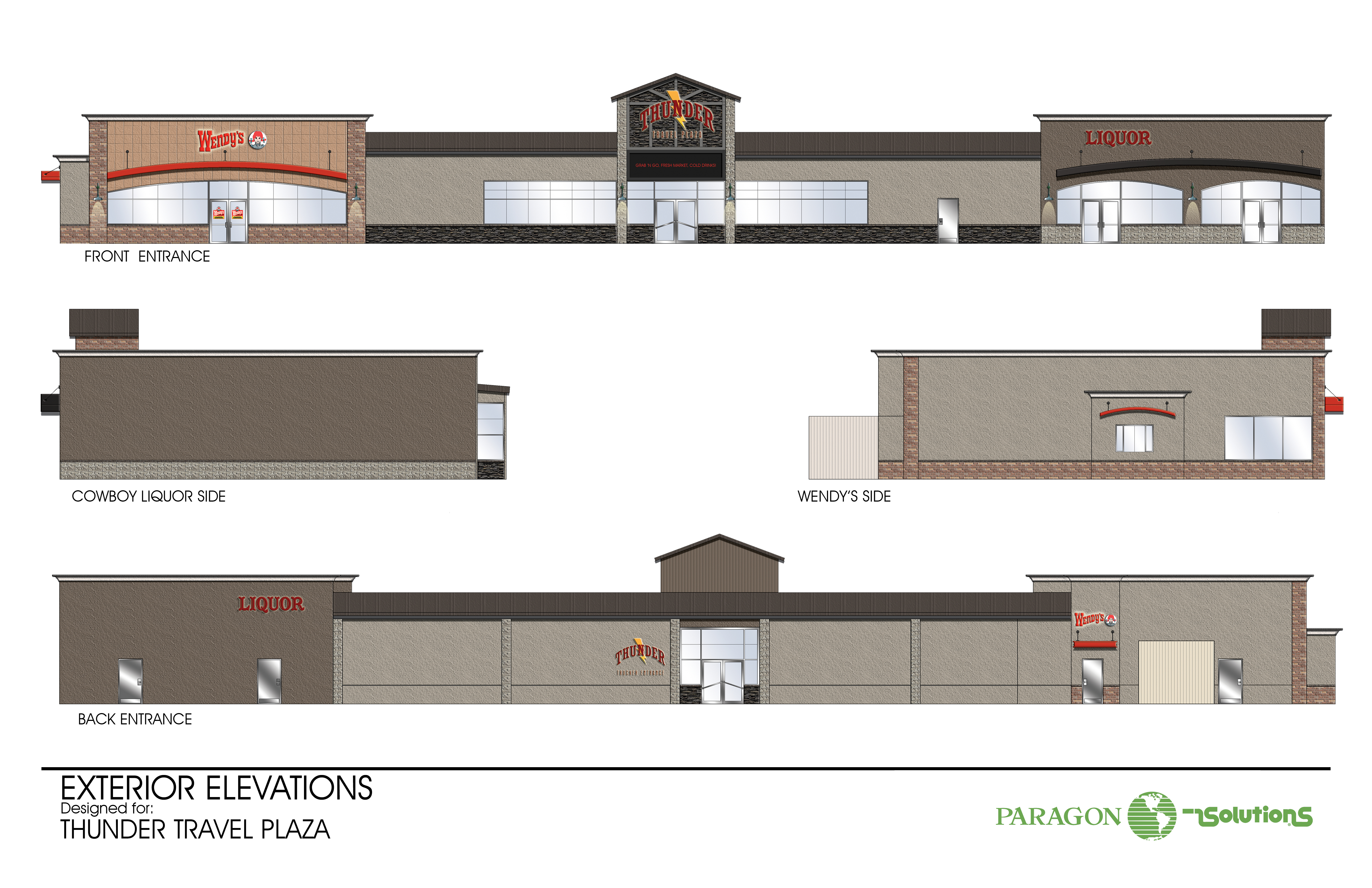 Mesquite Chamber of Commerce to Hold a Ground-Breaking Ceremony for  Eagles Landing Travel Plaza