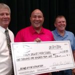 Overton Power District gives to schools