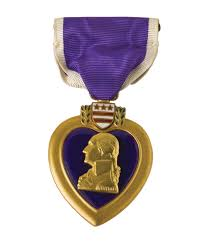 Mesquite to Become Purple Heart City