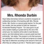 Fidelity Real Estate's Apples for Teachers