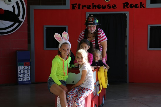 Mesquite Fire wraps up another year of Fire Prevention Week