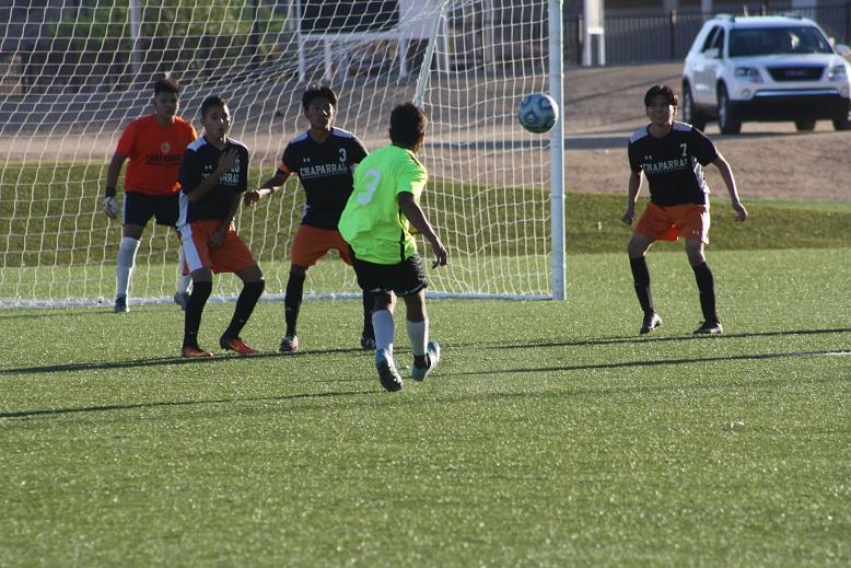 Bulldog soccer guys go 1-1 keep playoff hopes alive