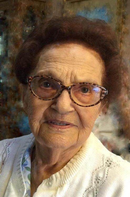 Obituary-Inge A Smith