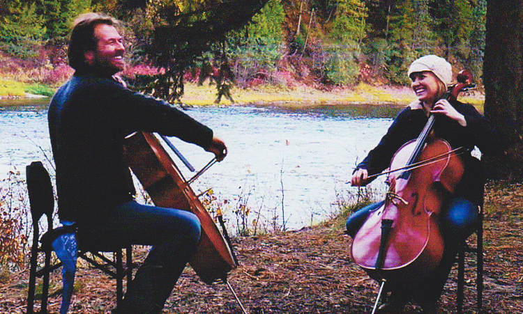 Cello duo to perform with the Southern Nevada Symphony Orchestra