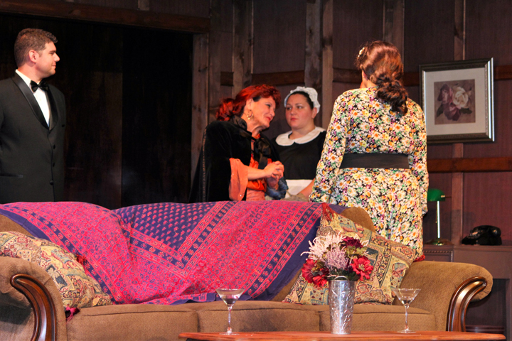 Satirical comedy and ghostly antics come to Mesquite Theatre