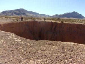 Devil's Throat, Gold Butte region - October 2016