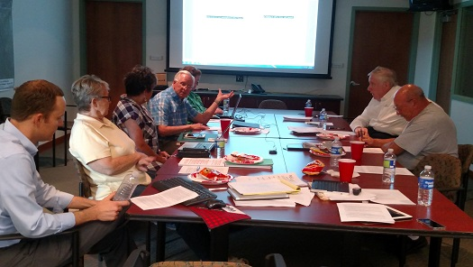 Charter Committee presents final recommendations