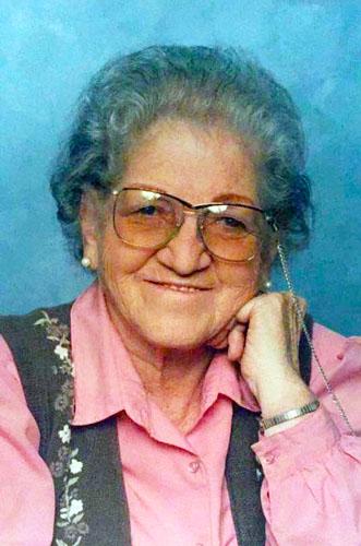 Nora Brooksby Pointer Hughes Obituary