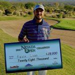 Kevin Lucas-Nevada Open Winner