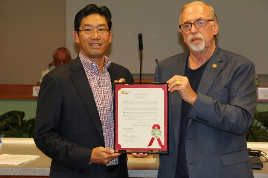 Lee Day Proclamation