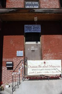 Dumas Brothel is the longest operating brothel in U.S. history.