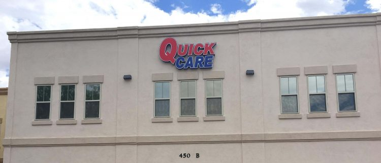 Quick Care – Mesquite in New Location Announces Winter Hours!